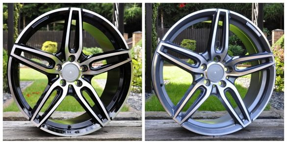 "19"" Джанти Мерцедес 5X112 Mercedes A C Cl CLA CLS E GL ML S 205 212 21"
