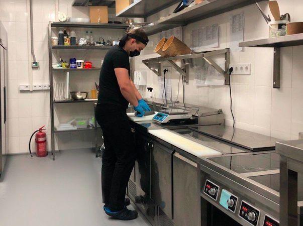 Кухня под доставку район 7 поликлиника