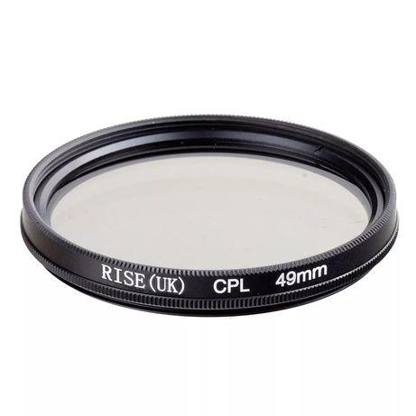 Filtru Rise CPL 49 mm