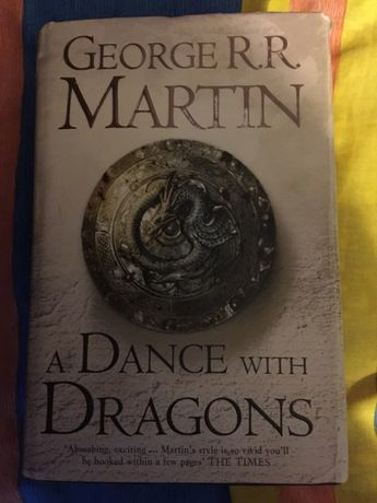 G. Martin, A dance with dragons