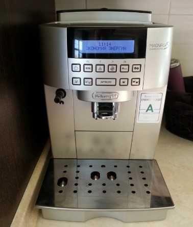 Продам кофемашину премиум класса Delonghi