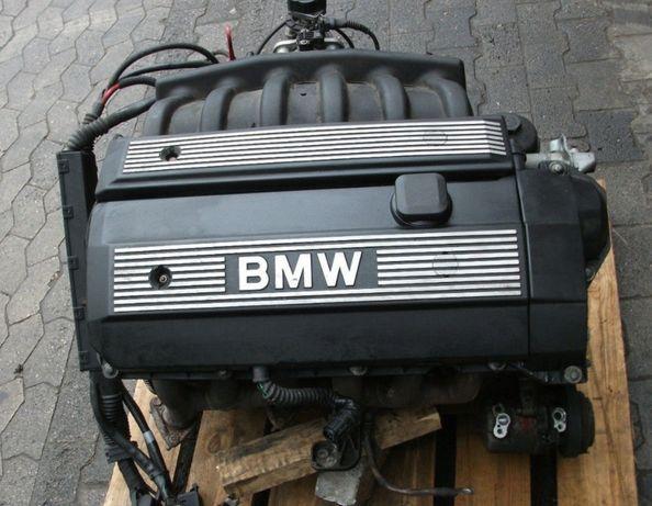 Контрактный двигатель на БМВ М52 2.5 объёмом
