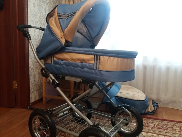 Детская коляска внедорожник