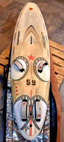 Tabou MANTA 85л Уиндсърф/сърф дъска с калъф