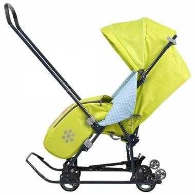 Санки-коляска Disney baby 2 далматинец Nika новые