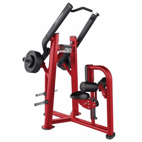 Фитнес уред Life Fitness Signature Plate-Loaded Series Front Pulldown