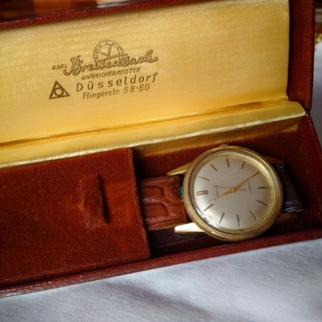 ceas elvetian DAMAS vintage