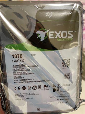 Жесткие диски HDD 10TB