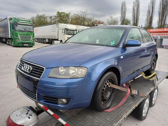 Audi A3 2.0TDI 140 на части Ауди А3 2.0 140коня 6 скорости