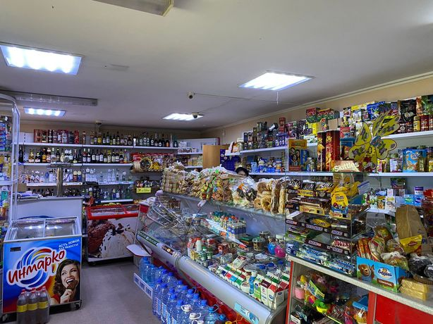 Продам магазин районе КШТ