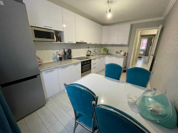 Продается 2-х комнатная квартира, 57м2