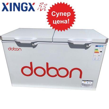 Морозильник dobon-515л по 195000тенге! со склада!Доставка бесплатно!