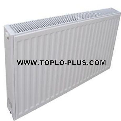 Нови панелни радиатори 500/600