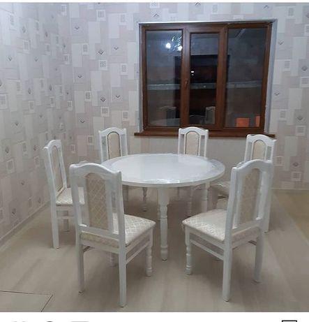 Стол и стулья в наличии дешево качество отличное