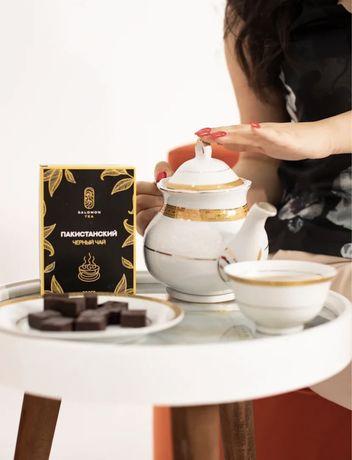 Пакистанский черный чай, Китайский зеленый чай Salomon оптом!