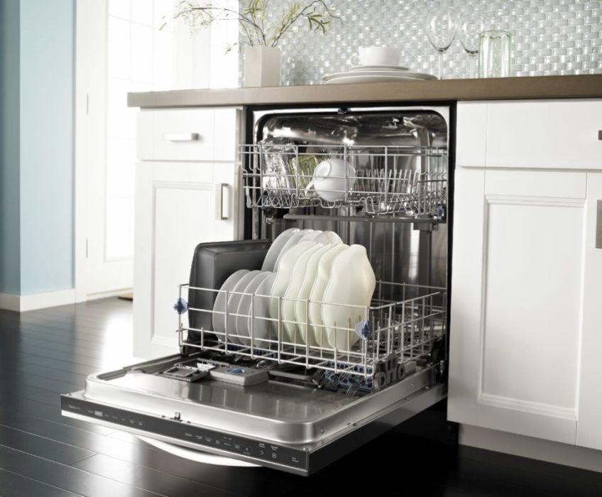 Посудомоечные и стиральные машины. Установка- замена