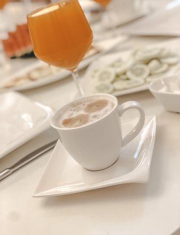 Set farfurii + set cesti de cafea