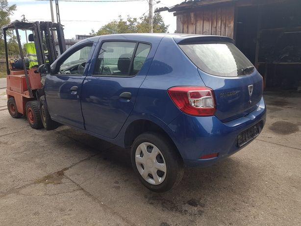 Dacia sandero 2014 1.2 ambiance piese din dezmembrari