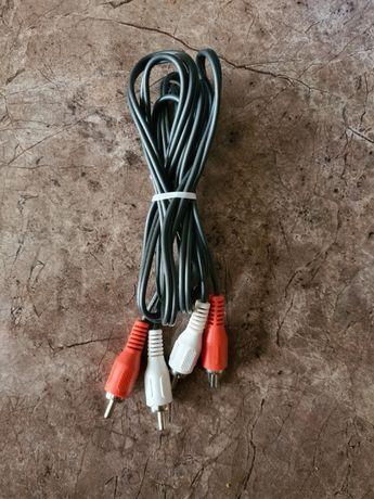 AV кабель, колокольчики, тюльпаны, AV-разъем, RCA jack