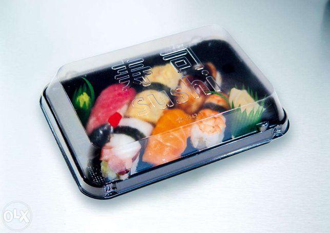 Посуда для суши (одноразовая)