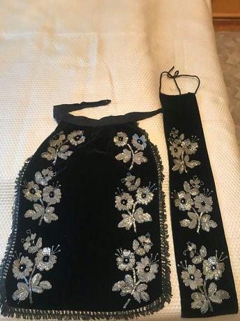 Costum taranesc Banat-Zona Almaj