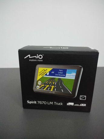 Vând GPS Mio Spirit 7670 LM Truck