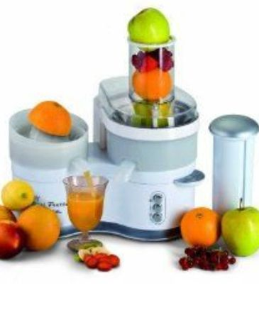 Robot Smoothie Ariete Tutti Frutti 3 in 1