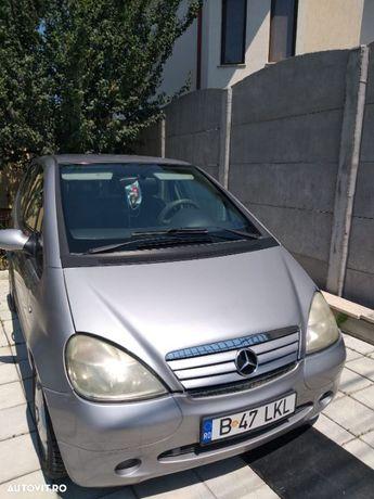 Mercedes-Benz A Mercedes a170, diesel, cutie automata, an 2000