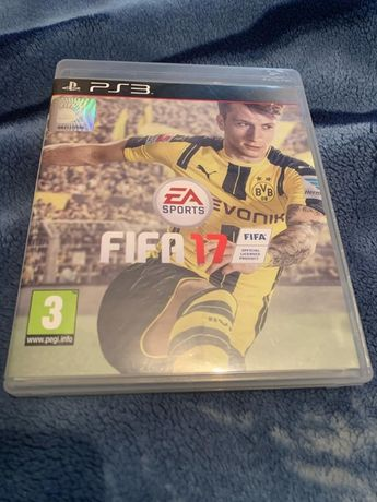 Fifa 17 - PS3 - Playstation 3 - PS 3
