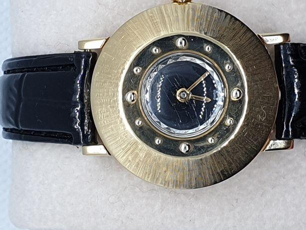 Ceas Lecoultre de dama, carcasa aur masiv 14k