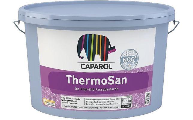 Vopsea exterior caparol thermosan