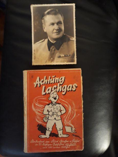 Poza si carte de colectie germană ww