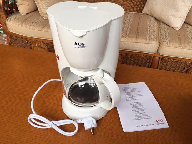 Кофеварка AEG. Electrolux.