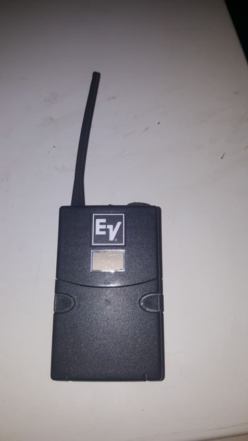 Body Pack Electrovoice pt instrument