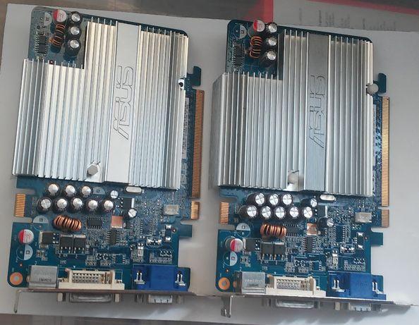 2x Placi video ASUS EN7300GT SILENT/HTD/512M defecte