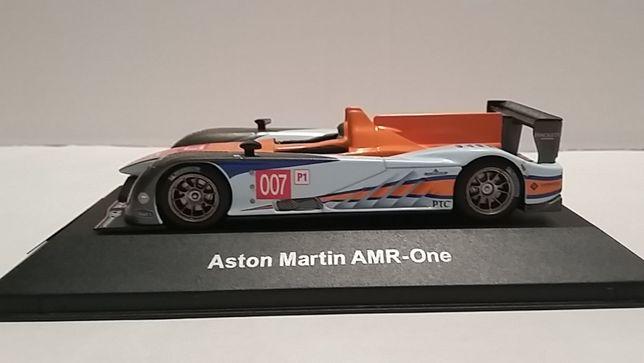 macheta Aston Martin AMR scara 1/43