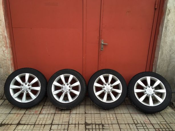 Roti-Jante 5x114.3 marime 225/55 R18 M+S pt:Nissan,Toyota,Hyundai,etc.