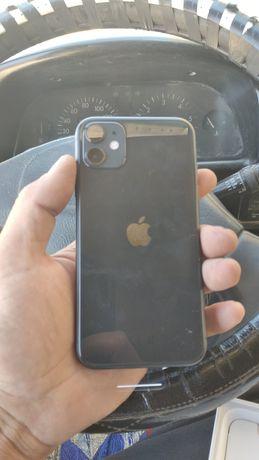 Айфон 11 64г чёрный