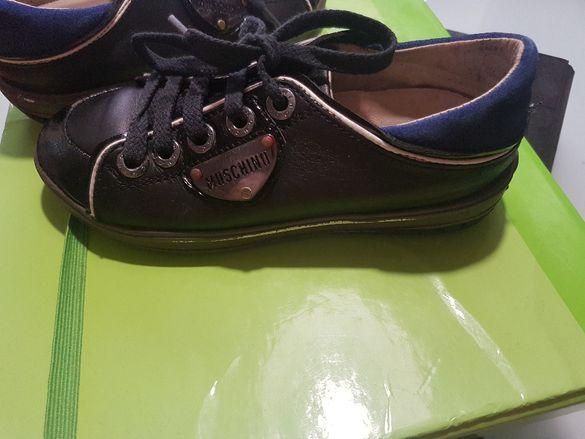 Детски обувки MOSCHINO ,номер 30.Оригинални!