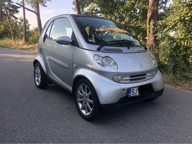 Smart fortwo CDI diesel inmatriculat