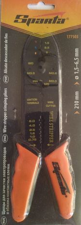 Клещи кримпващи/Клещи за кабели 210мм