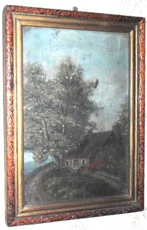 "Pictură ""Peisaj"", anii 1930"