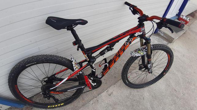 Scott Spark 750 full suspension 27.5