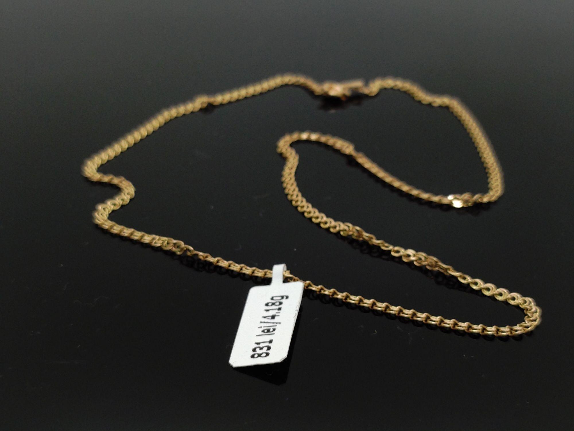 Amanet Royal: Lant aur 14k/4,18 gr