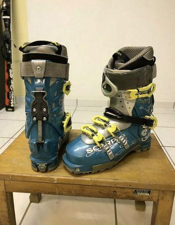 Clapari ski tura freeride Scarpa Gea 1.0 W 39,5 sau 25 cm