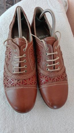 Pantofi piele nr 39 Mitica