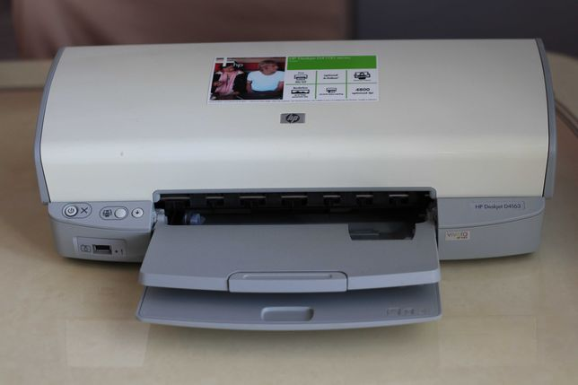 принтер HP Deskjet D4100