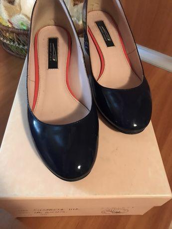 Pantofi lac Garkony