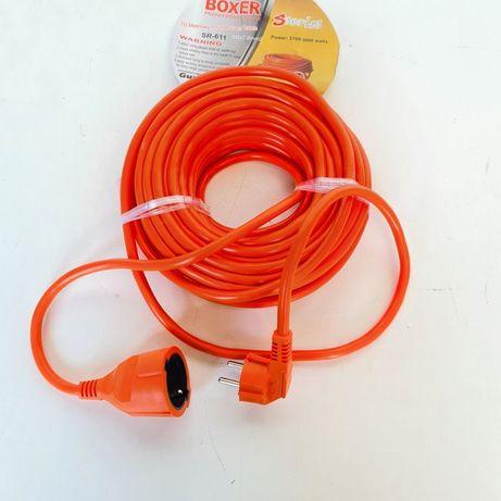Cablu Curent Prelungitor 20 Metri 3x2.5mm 3000W TransportGratuit