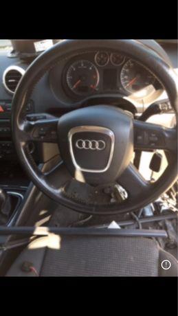 Volan Audi cu comenzi si airbag